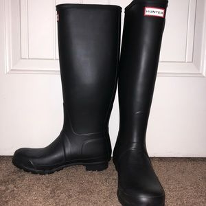 Hunter Boots (US Women's Size 8)